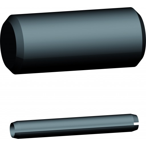 Bolzen-Garnitur für Lasthaken mit Gabel und Verkürzungshaken PK KBG 16.8