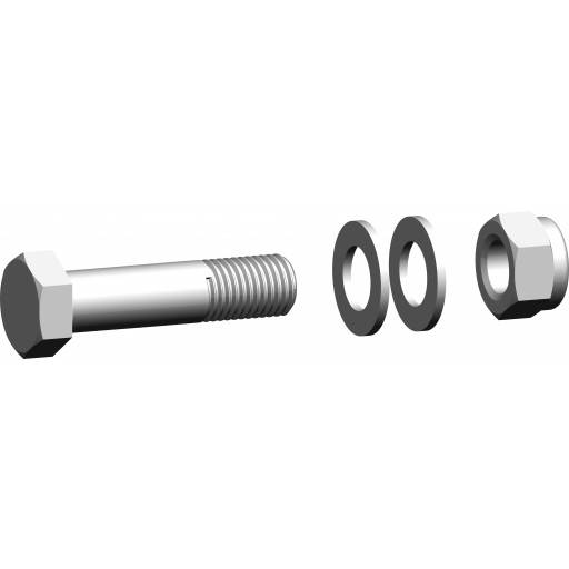 Schraubengarnitur für Verbindungsbügel UBMS 16